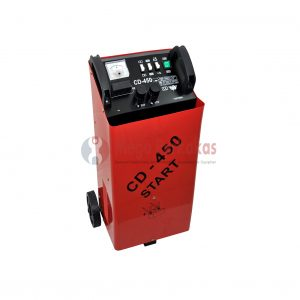 BATTERY CHARGER RHINO CD 450 RED
