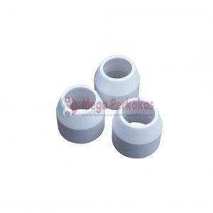 Ceramic Nozzle P80 For Rhino Air Plasma Cutting Cut 70 / Cut 100 / LGK 100