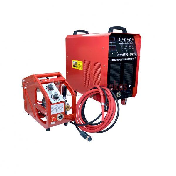 RHINO MIG 350 RED WELDING MACHINE