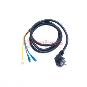 RHINO POWER INPUT CABLE WITH TWO PIN PLUG
