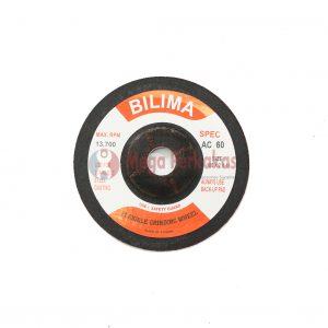 "BILIMA FLEXIBLE GRINDING WHEEL AC 60 (4"" x 2.5mm x 5/8"")"