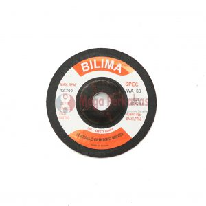 "BILIMA FLEXIBLE GRINDING WHEEL WA 60 (4"" x 2.5mm x 5/8"")"