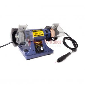 BOKY PRO MINI BENCH GRINDER MD 75-MH 3inch
