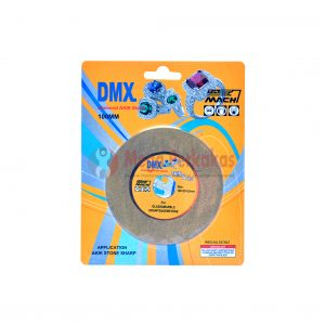 DMX DIAMOND WHEEL ZEBRA GOLD (100x1x20mm)
